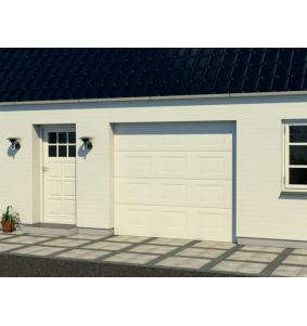 Garageport RC 2 til 6 meter...