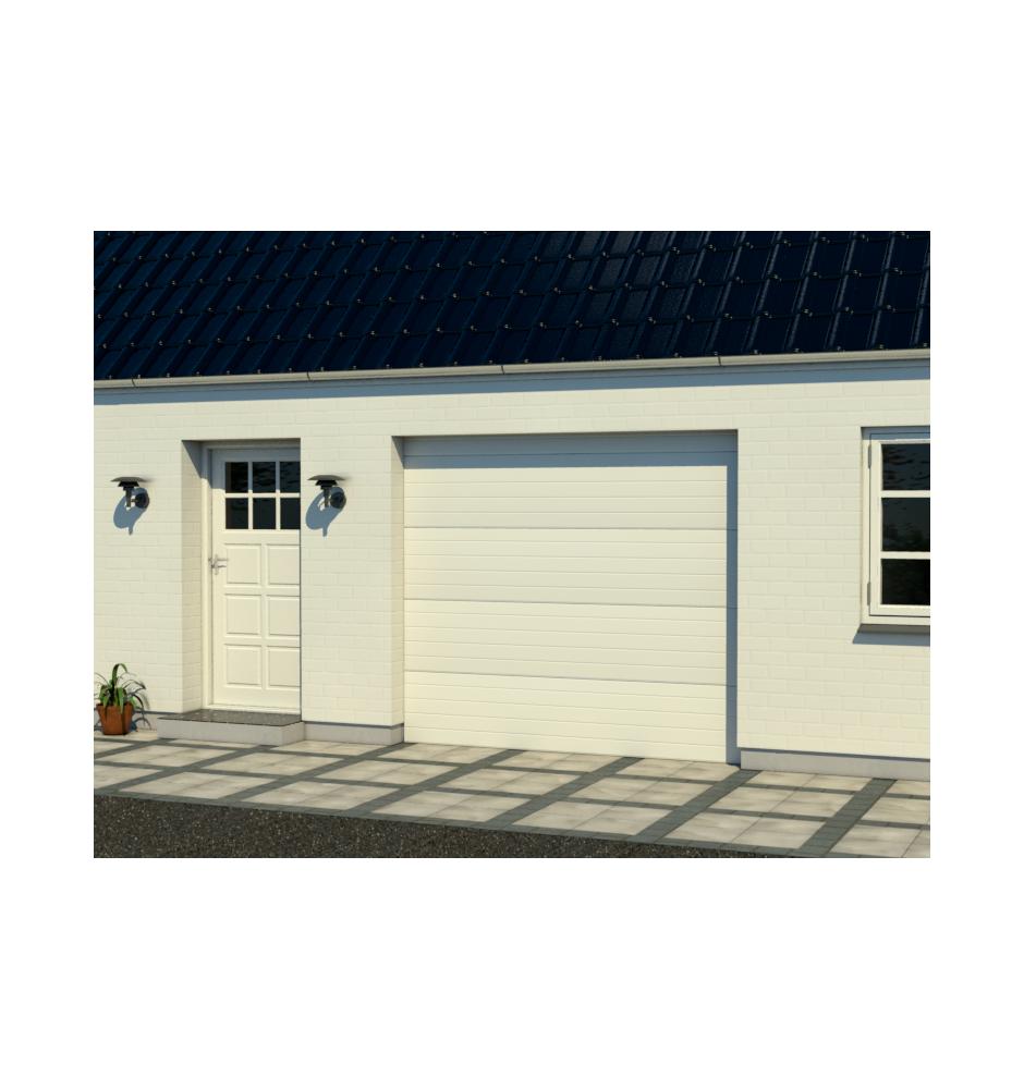 Garageport 2 til 6 meter model RL