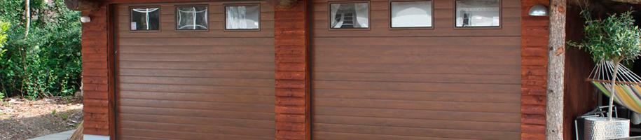 Garageporte - Vi har garageporte i høj kvalitet - Se mere online